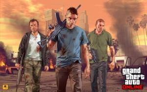 GTA V Online банда