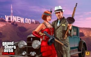 Grand Theft Auto V Бони и Клайд