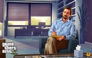 Grand Theft Auto V психолог