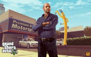 Grand Theft Auto V Симеон