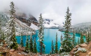 Канадское озеро