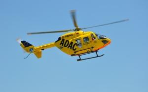 Желтый вертолет