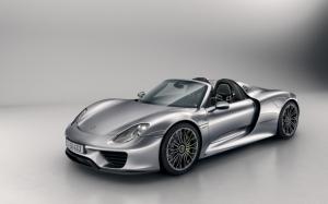 Porsche 918 Spyder кабриолет