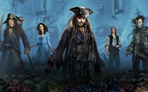 Фильм Пираты Карибского моря 2017