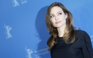 Анджелина Джоли в Берлине