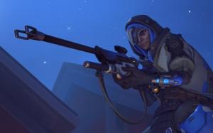 Overwatch Ана