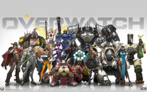 Персонажи игры Overwatch