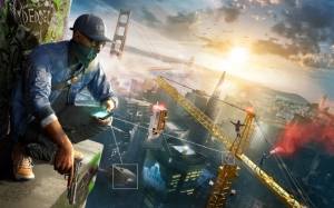 Watch Dogs 2 Маркус Холлоуэй