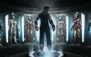 Железный человек 3 костюмы Старка