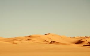 Барханы в пустыне