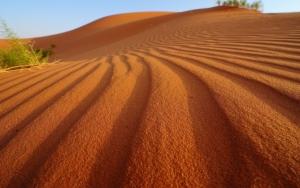 Песок пустыни