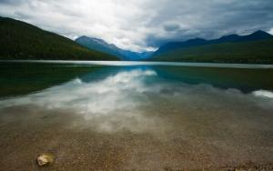 Большое озеро