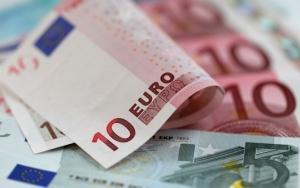 Мелкие купюры евро