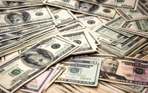 Банкноты доллары