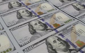 Новые банкноты долларов США