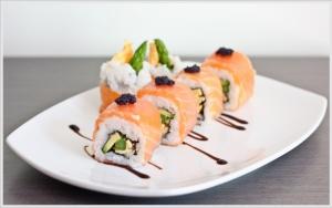 Филадельфия суши
